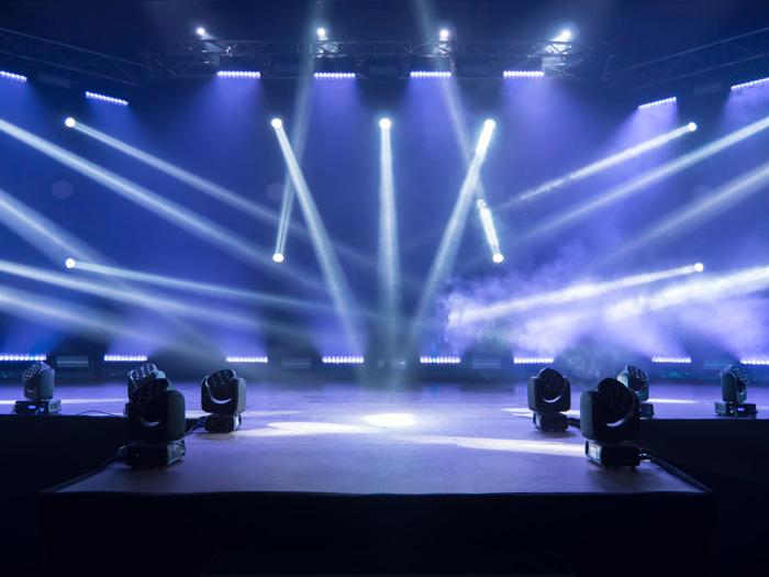 演唱會舞臺搭建