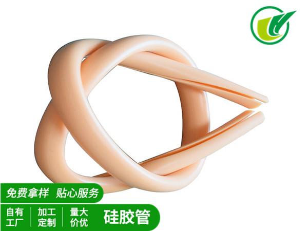 硅胶侧面开缝管
