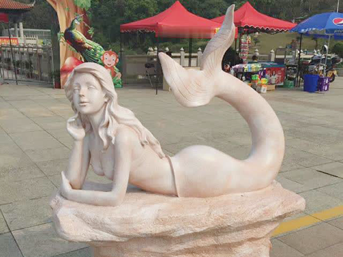 门店雕塑定制