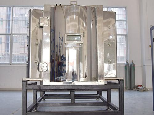 真空离子镀膜机研发