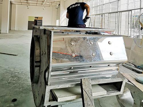 真空离子镀膜机设计