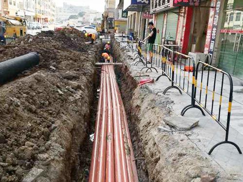 電纜管埋管