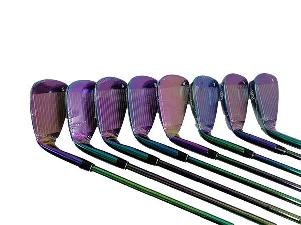 高尔夫球棒加工生产