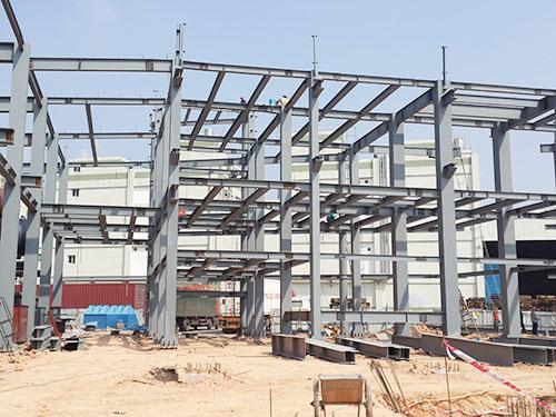 东莞多层钢构工程
