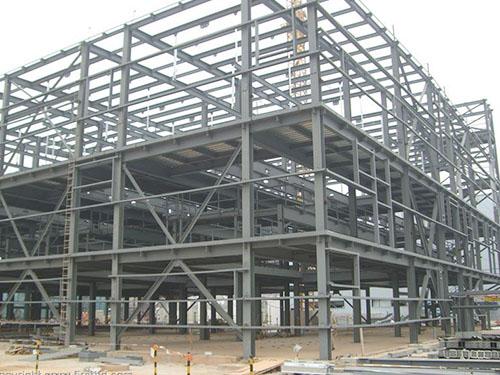 东莞多层钢构工程承包