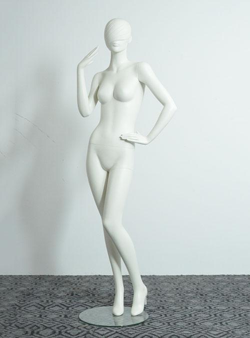 仿真女全身模特模具