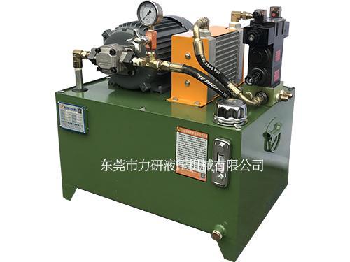 雞西耐壓成套液壓系統泵站省電嗎_耐壓_訂制_力研液壓