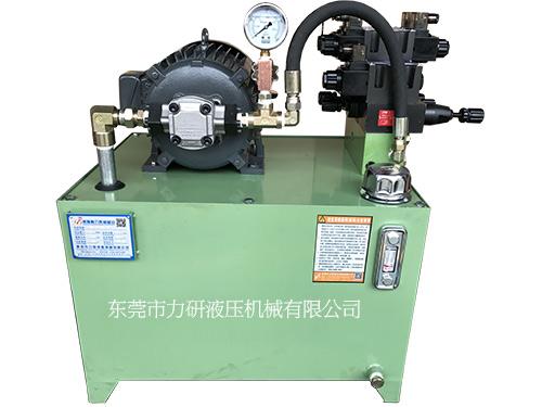 珠海耐壓液壓系統噪音大嗎_工業機械用_機械廠家用_力研液壓