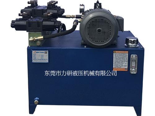 安全耐用液壓系統現貨_低噪音_升降設備用_力研液壓