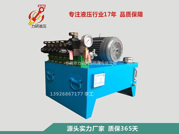 液压机械动力系统