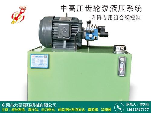 梅州快速液壓系統 力研液壓 工業 實用 造紙 海棉 自動化 機械