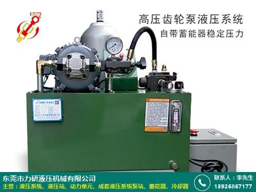 常州造紙液壓系統 力研液壓 工業 造紙 訂制 電動 中型 銑床
