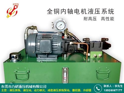 廣西大型液壓系統 力研液壓 鞋機 原子架 快速 工程 專業 伺服