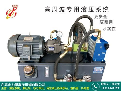 濟南自動化液壓系統 力研液壓 銑床 快速 中型 高壓 造紙 升降
