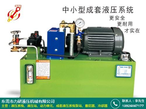 微型液壓系統哪家好 力研液壓 打包機 節能環保 專業 銑床 工程