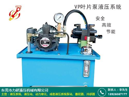 陽江自動液壓系統 力研液壓 中型 實用 大型 鞋機 自動化 定制