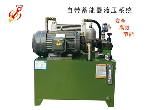 浙江硫化機液壓系統 力研液壓 使用方便 收費低