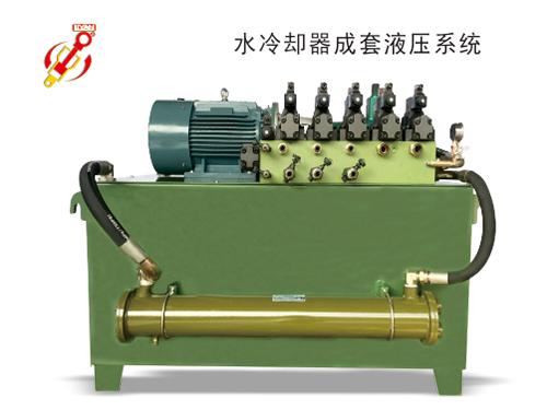 佛山切纸机液压系统 力研液压 工业机械 实用 高压 造纸 铣床