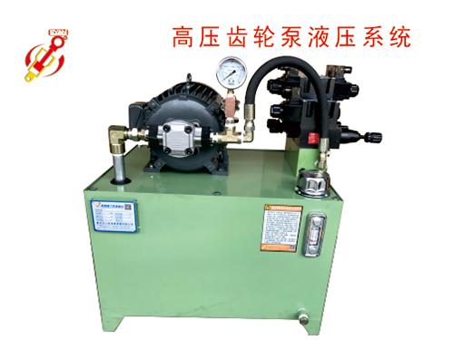 梅州订制液压系统 力研液压 机械 裁断机 高压 定制 工业 自动
