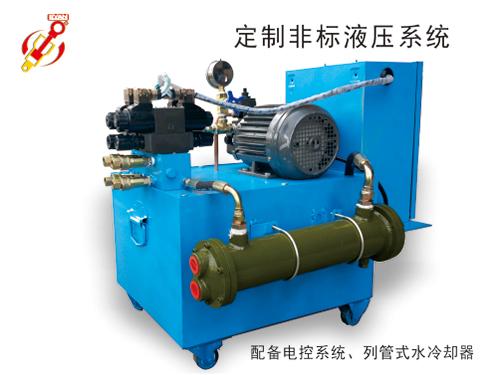 四川切纸机液压系统 力研液压 价格有吸引力 优质