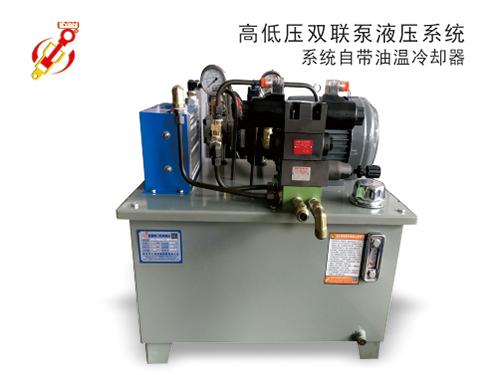 南雄工程液压系统 力研液压 质量好 竞争力强