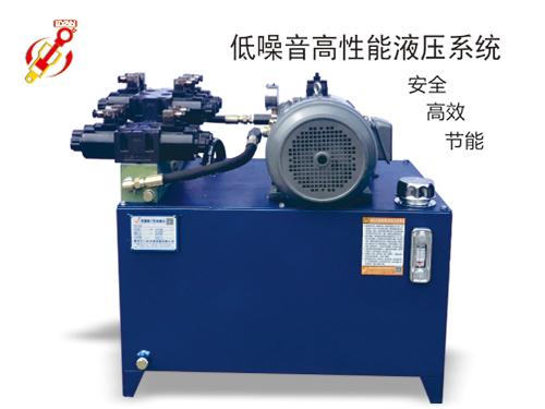 机械液压站设计 力研液压 专业 快速 伺服 电动 微型 吹瓶机