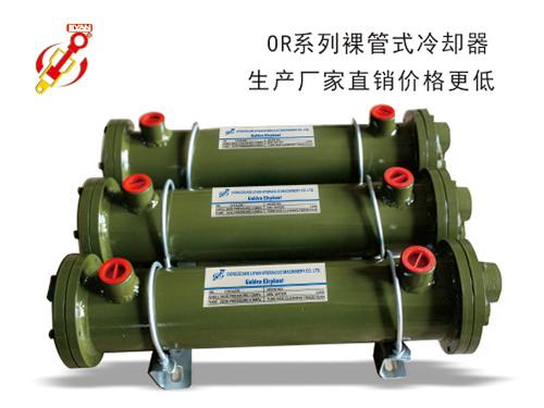 吉林生產冷卻器 力研液壓 專注 廠址