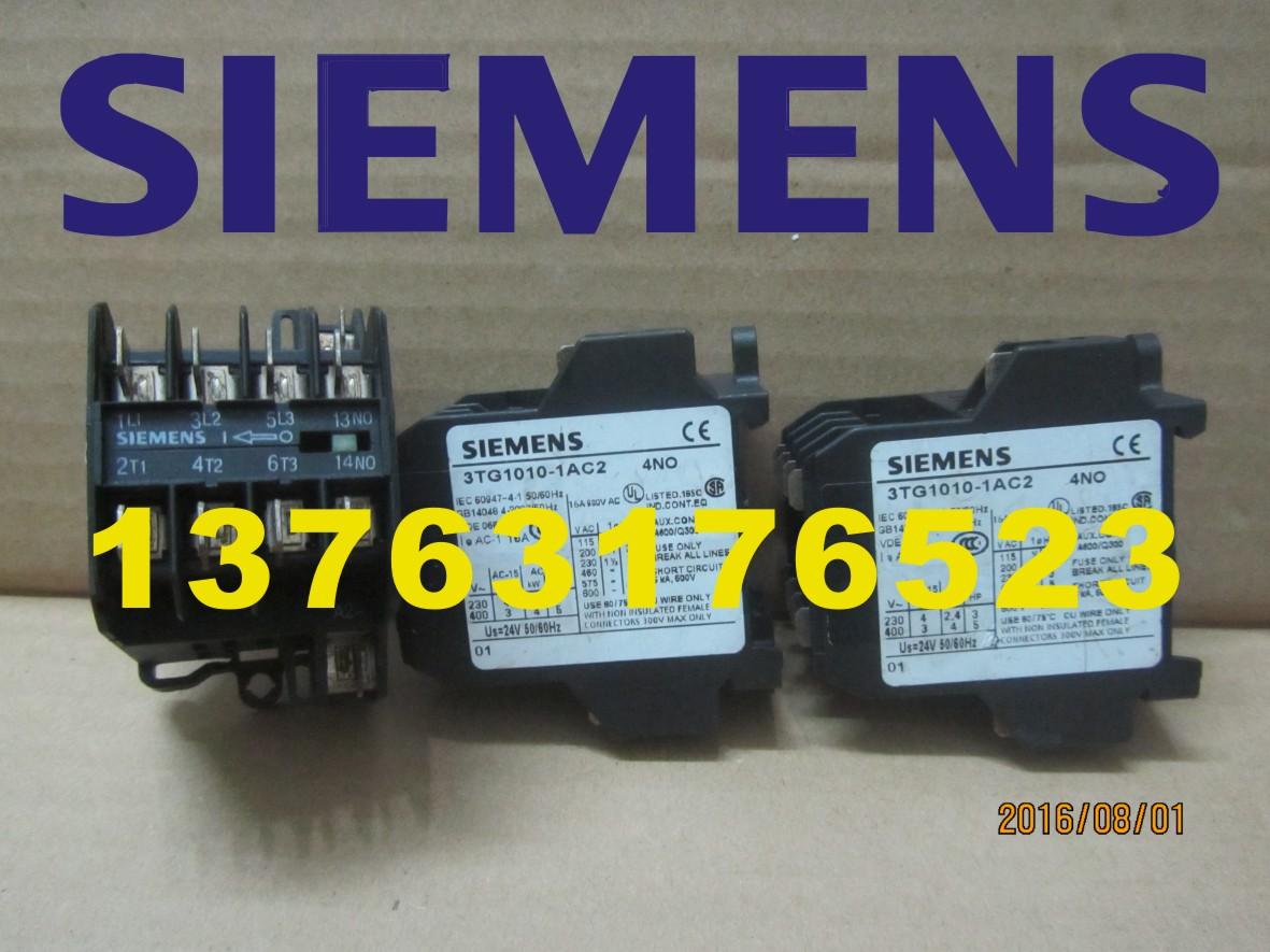 3TG10 电源继电器/微型接触器,4-机,4KW