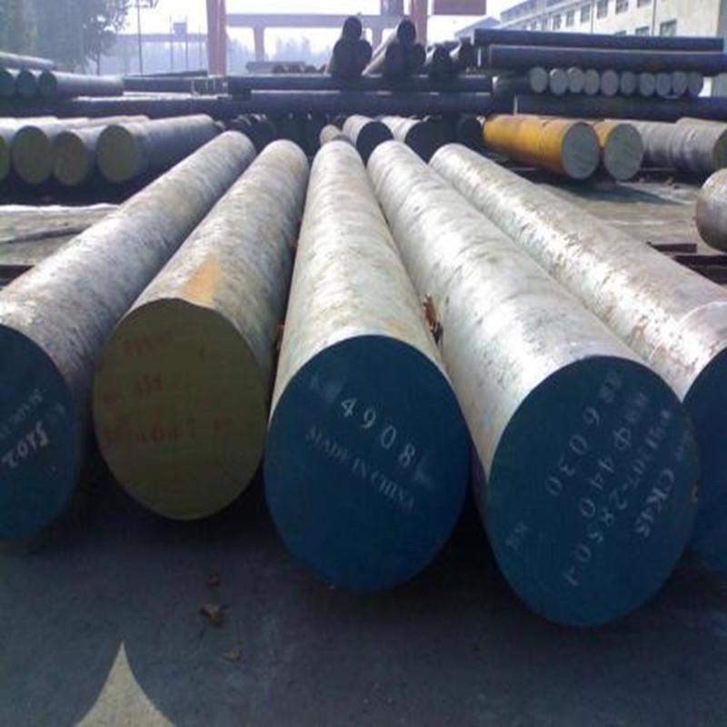 Z100CDV5高碳工具鋼圓棒冷拉鋼五金材料 鋼板線材