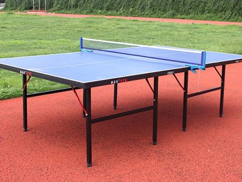 單折乒乓球臺