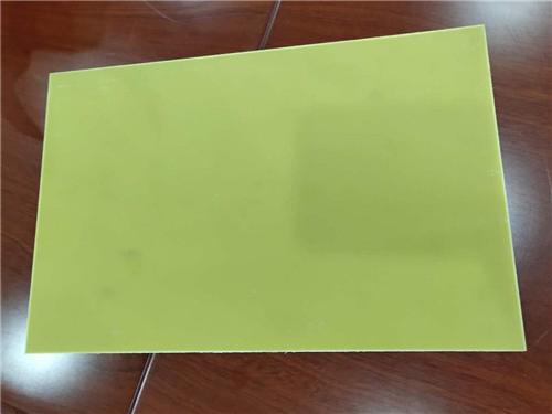 無鹵環氧板定做_東莞銘華科技電子_高強度_雙面_水綠色_治具用
