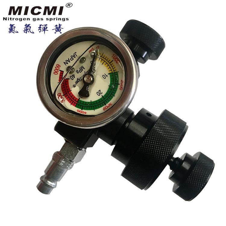 氮氣彈簧充氣閥
