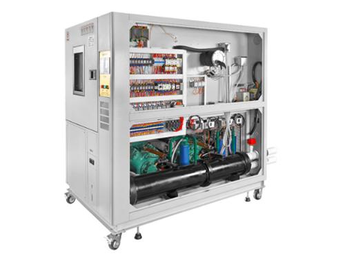 恒温恒湿试验箱压缩机损坏不制冷