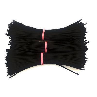 2MM白色包芯尼龙编织细绳子