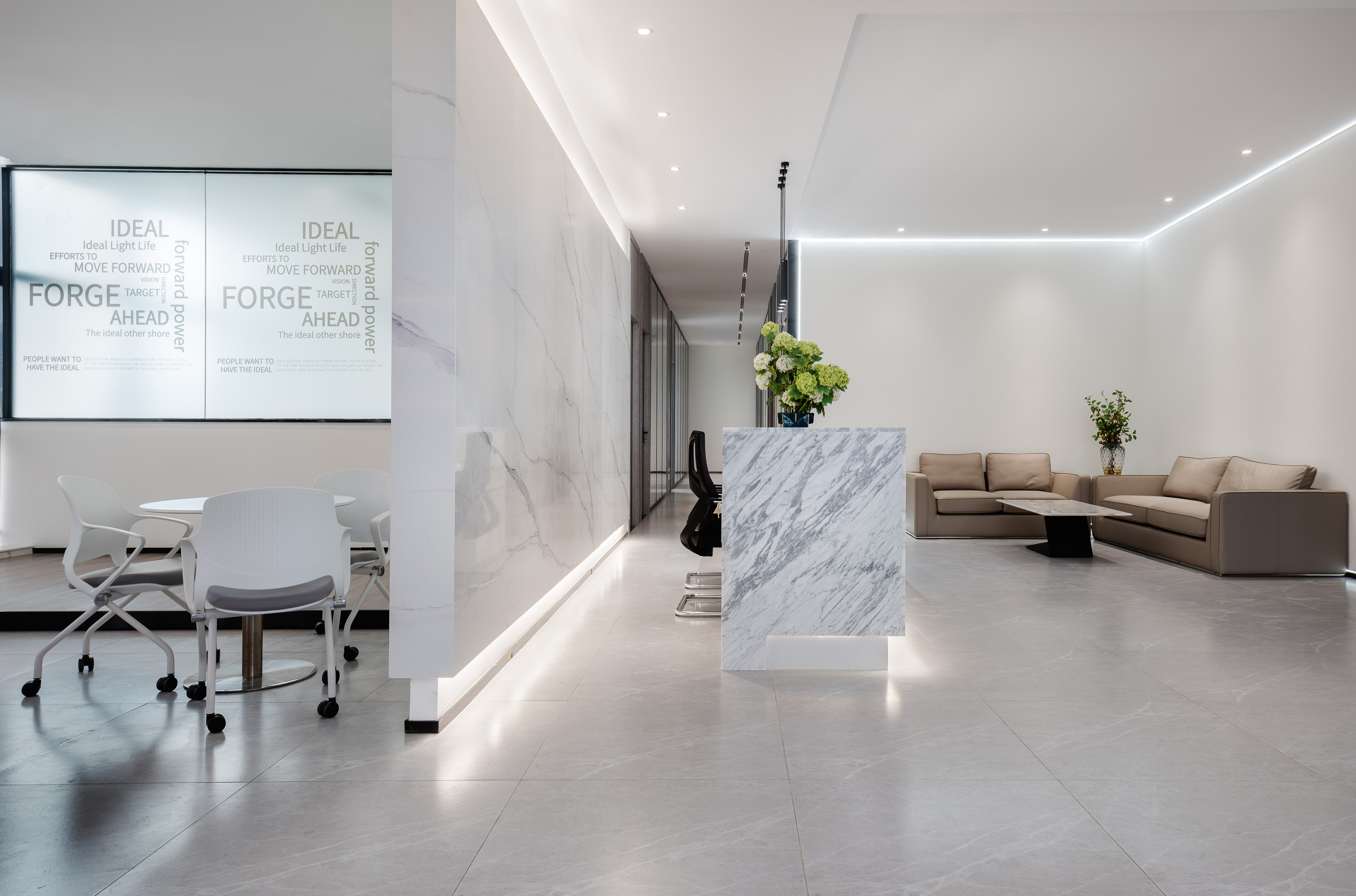 利達光電辦公室設計