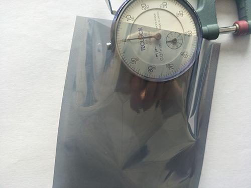 灰色半透明防静电屏蔽袋
