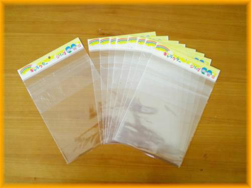 OPP透明胶袋