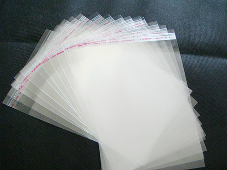 OPP透明包装袋