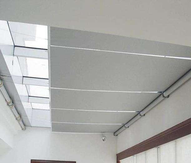 湛江家用天棚簾報價 滿滿窗飾 商場 半遮光 遮光 全遮光 室內