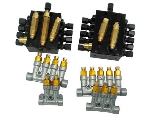 油脂分配器系列