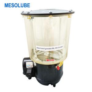 水泥廠遞進式電動油脂潤滑泵