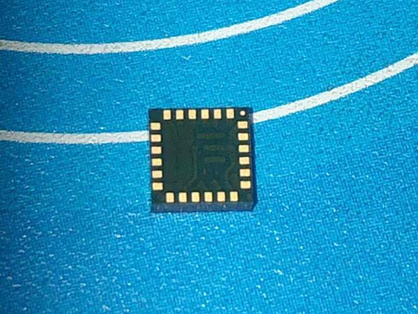 三軸數字陀螺儀傳感器芯片