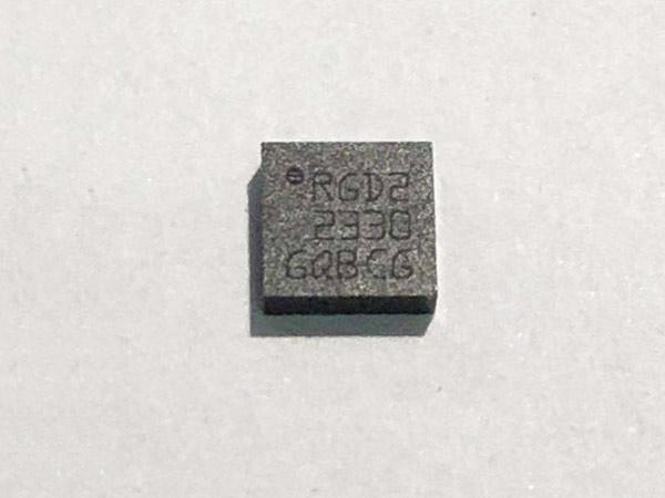 MEMS運動傳感器:R3GD20TR