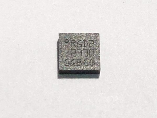 三軸數字輸出陀螺儀:R3GD20TR