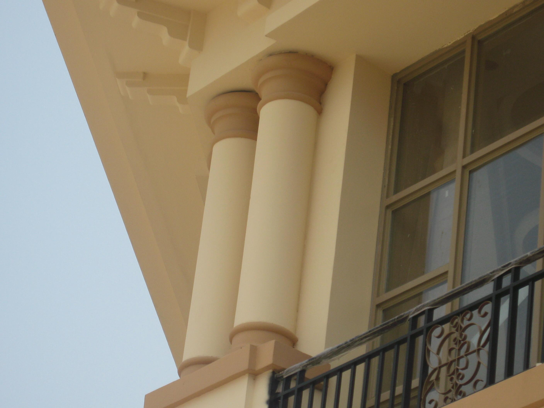 GRC羅馬柱,歐式羅馬柱