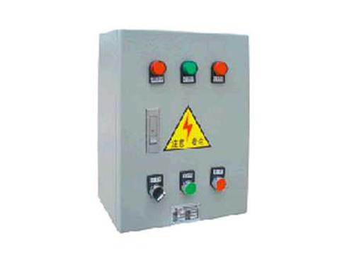 單速消防控制箱