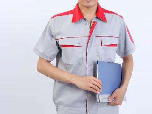 汕頭斜紋工作服 品一制衣廠 紐扣 防水 氨綸 耐臟 拉鏈 TC