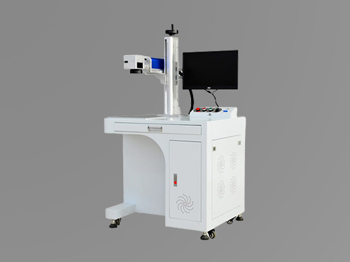 50W光纖激光打標機