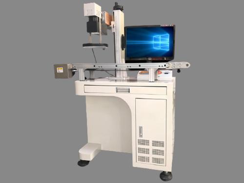 CCD 視覺定位激光打標機