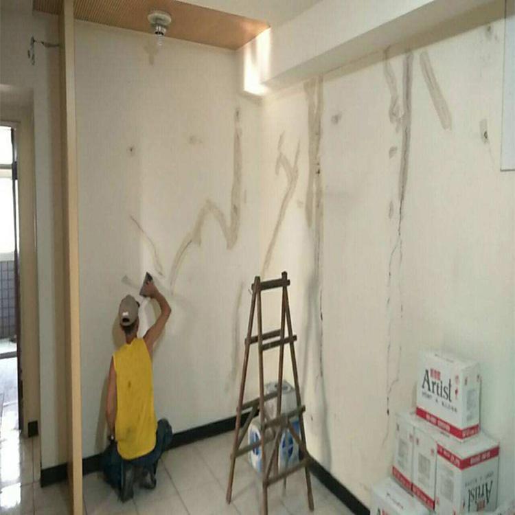办公楼墙面维修设计_巧工匠装饰维修_KTV_室外_房屋_专业